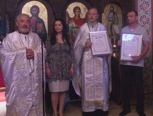 Прослава празника Силаска Светог Духа на апостоле
